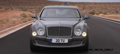Loving the Bentley Mulsanne - Mega Galleries 77