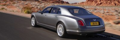 Loving the Bentley Mulsanne - Mega Galleries 78