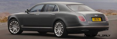 Loving the Bentley Mulsanne - Mega Galleries 81