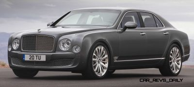 Loving the Bentley Mulsanne - Mega Galleries 82