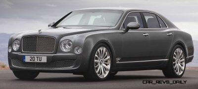 Loving the Bentley Mulsanne - Mega Galleries 82