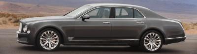 Loving the Bentley Mulsanne - Mega Galleries 83