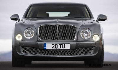 Loving the Bentley Mulsanne - Mega Galleries 84