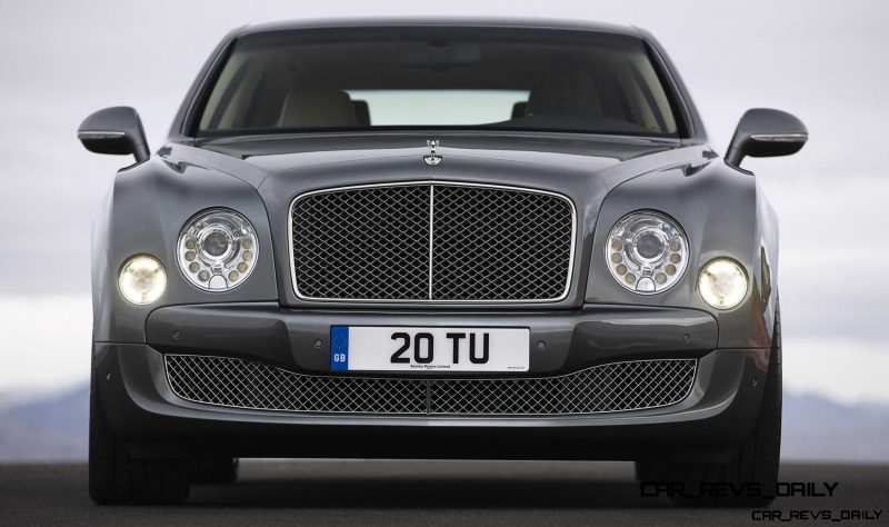 Loving the Bentley Mulsanne - Mega Galleries 84