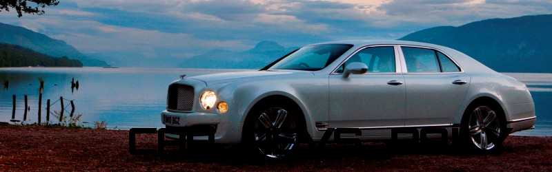 Loving the Bentley Mulsanne - Mega Galleries 91
