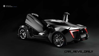 Lykan HyperSport 2013_Black Edition OpenDoor2