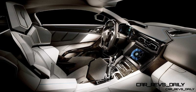 Lykan HyperSport Interior 2014