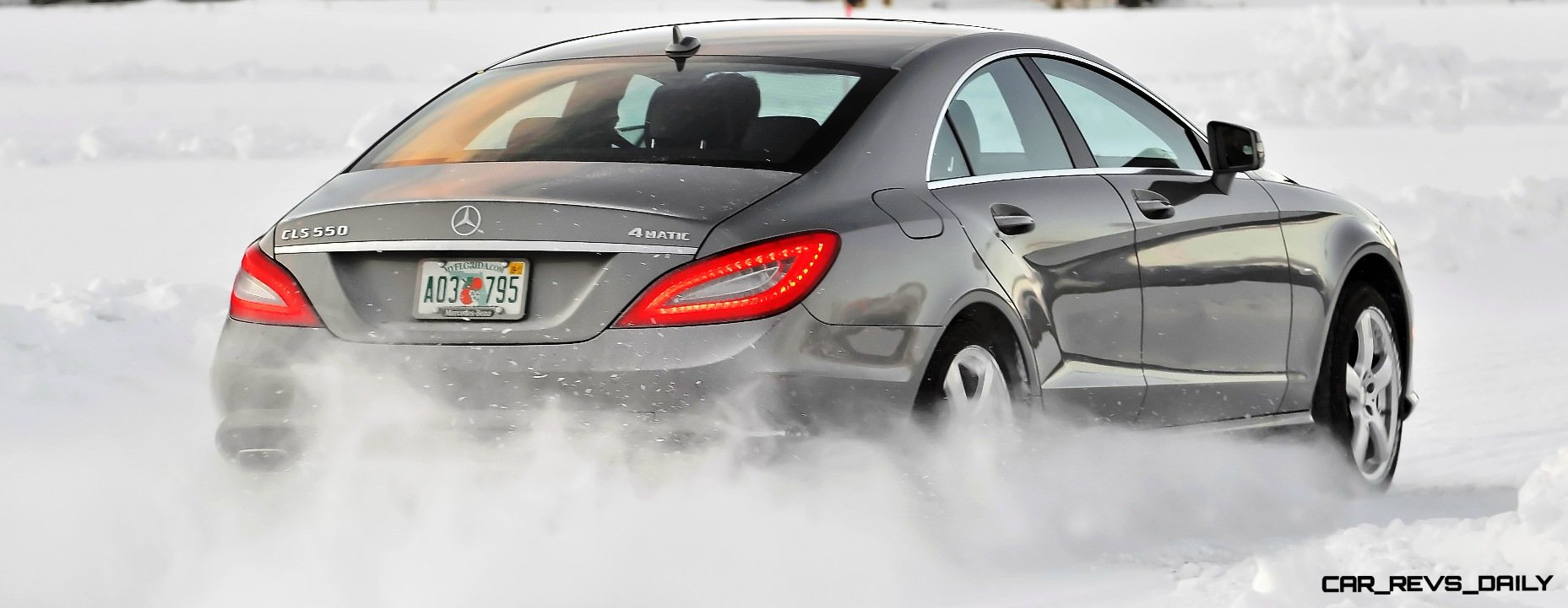 East Coast West Coast Benz Battle: CLS550 4Matic versus CLS550 » Car