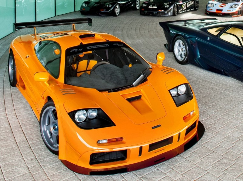 McLaren F1  CarRevsDaily vs M6GT 4