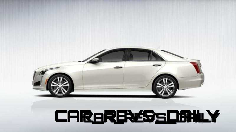 Mega Galleries - 2014 Cadillac CTS Vsport Premium10