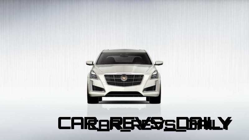 Mega Galleries - 2014 Cadillac CTS Vsport Premium16