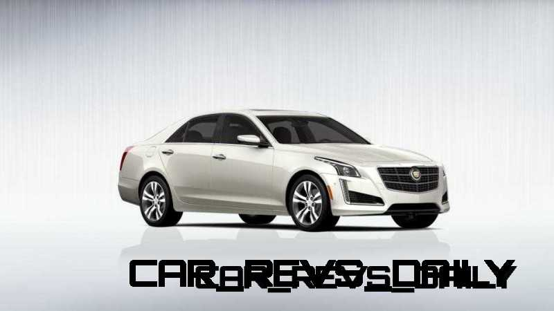 Mega Galleries - 2014 Cadillac CTS Vsport Premium4