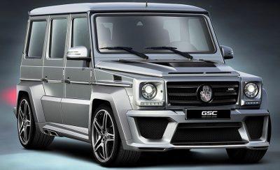 Mercedes G63 AMG - GSC - 111