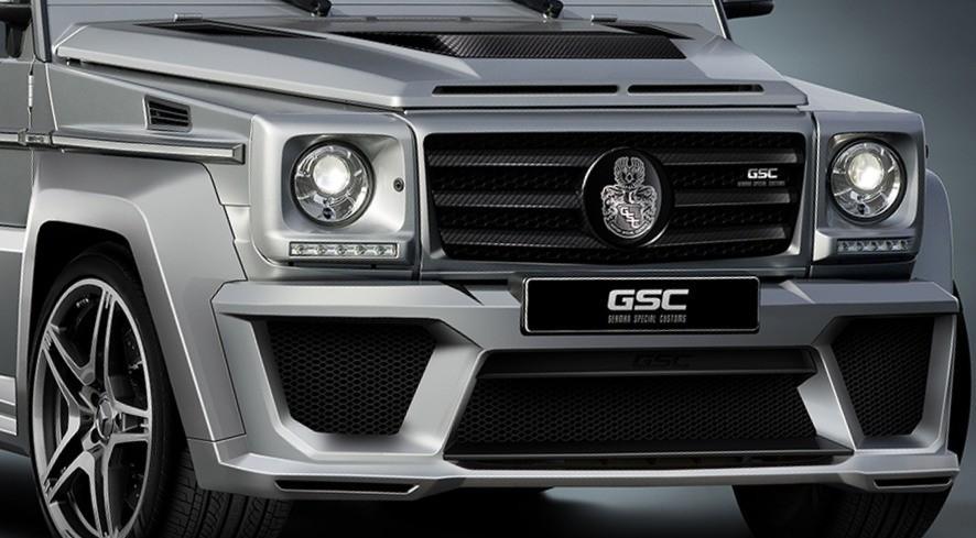 Mercedes G63 AMG - GSC - 3