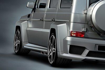 Mercedes G63 AMG - GSC - 6