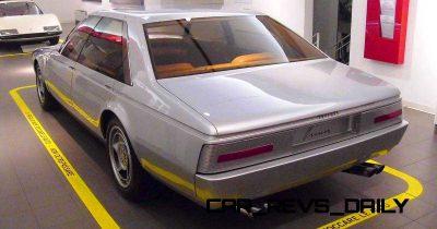 Most Copied 4-Door Never Made - 1980 Ferrari Pinin Concept 14