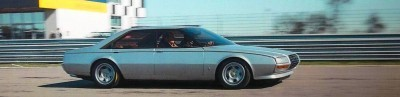 Most Copied 4-Door Never Made - 1980 Ferrari Pinin Concept 20