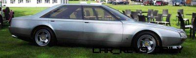 Most Copied 4-Door Never Made - 1980 Ferrari Pinin Concept 24