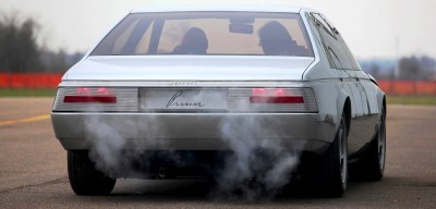 Most Copied 4-Door Never Made - 1980 Ferrari Pinin Concept 28