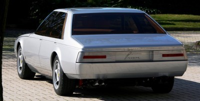 Most Copied 4-Door Never Made - 1980 Ferrari Pinin Concept 29