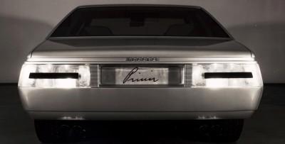 Most Copied 4-Door Never Made - 1980 Ferrari Pinin Concept 32