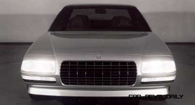 Most Copied 4-Door Never Made - 1980 Ferrari Pinin Concept 35
