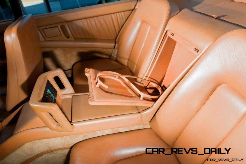 Most Copied 4-Door Never Made - 1980 Ferrari Pinin Concept 39
