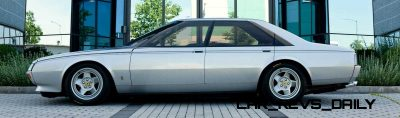 Most Copied 4-Door Never Made - 1980 Ferrari Pinin Concept 47