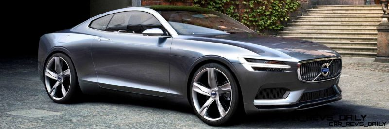 Most Improved Style and Design - Volvo Coupe23