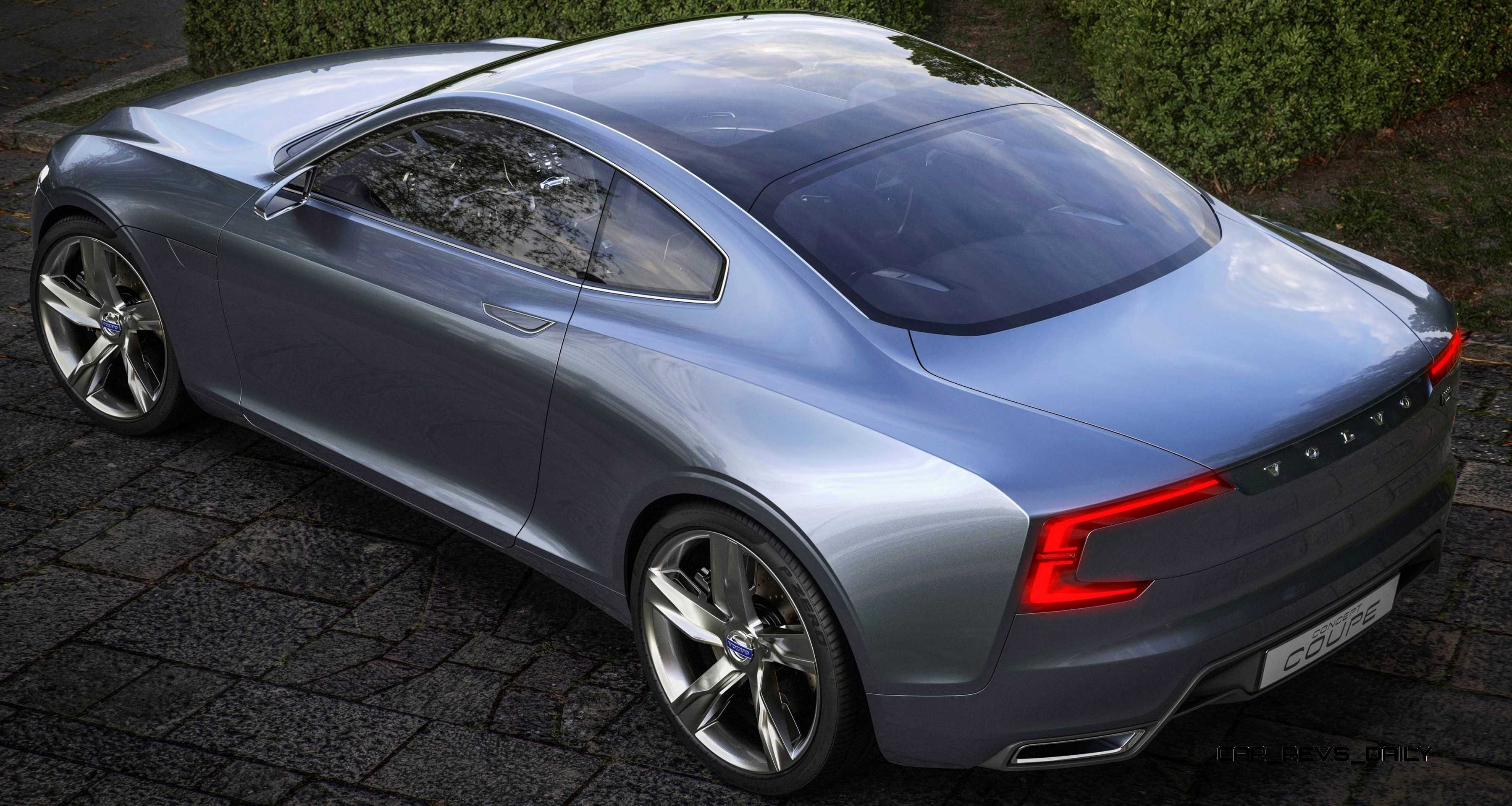 Most Improved Style and Design - Volvo Coupe25