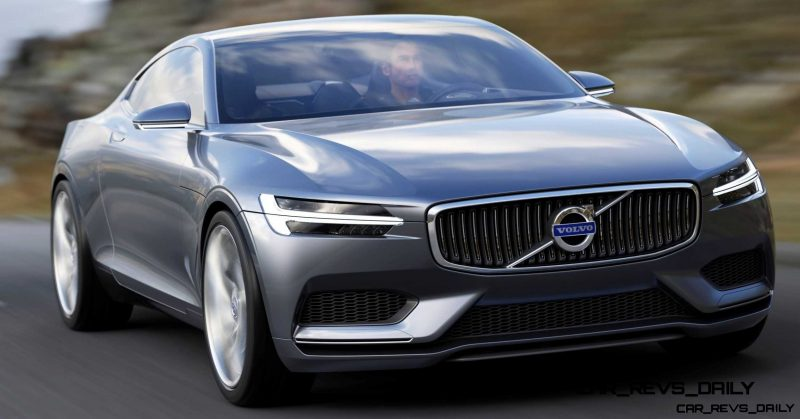 Most Improved Style and Design - Volvo Coupe32