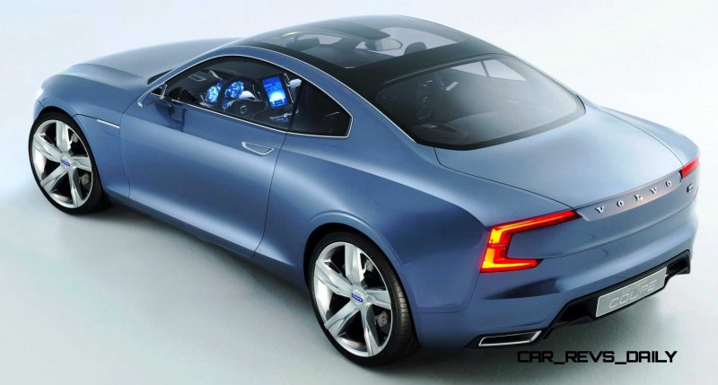 Most Improved Style and Design - Volvo Coupe43