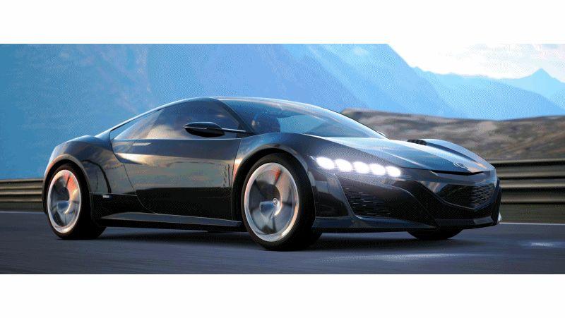 NSX Concept GT6