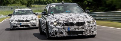 New BMW M3 Packing 430HP Tech Days Photos 3