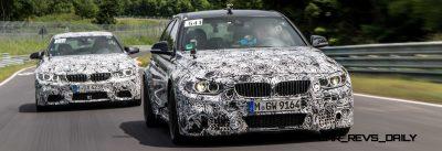New BMW M3 Packing 430HP Tech Days Photos 3