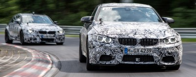 New BMW M3 Packing 430HP Tech Days Photos 4