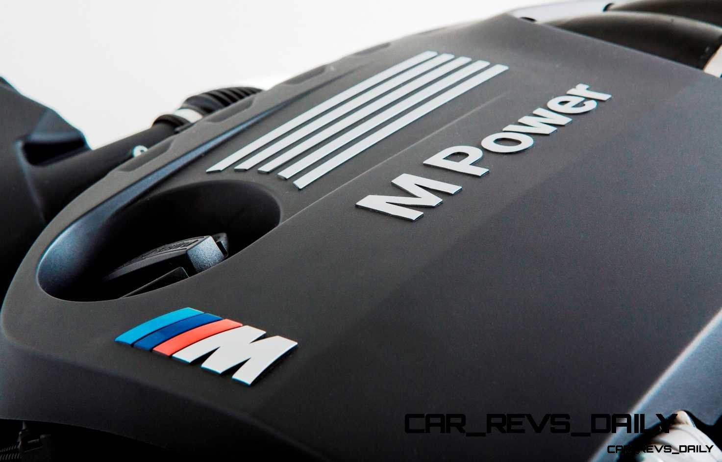 New BMW M3/M4 Engine Cover