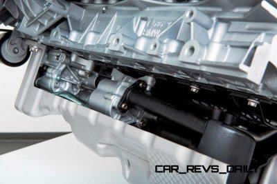 New BMW M3/M4 Engine Oil System
