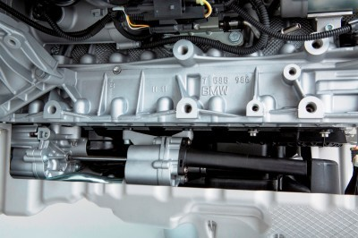 New BMW M3/M4 Engine Oil System