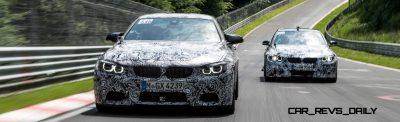 New BMW M3 Packing 430HP Tech Days Photos 5