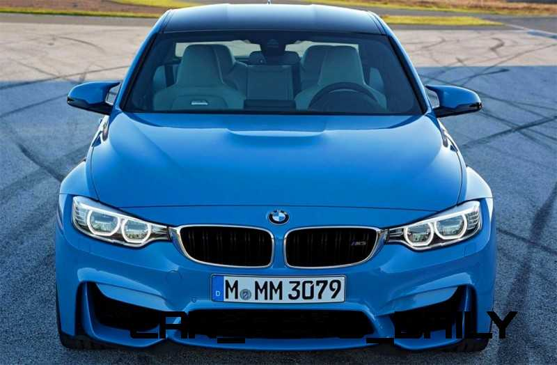 New BMW M3 Packing 430HP Through Stick or Dual-Clutch Boxes10