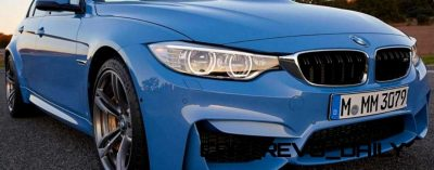New BMW M3 Packing 430HP Through Stick or Dual-Clutch Boxes11