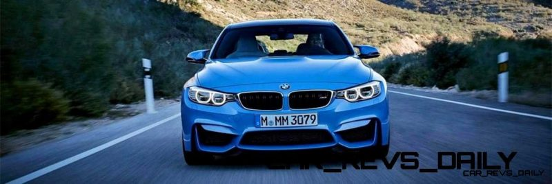 New BMW M3 Packing 430HP Through Stick or Dual-Clutch Boxes12
