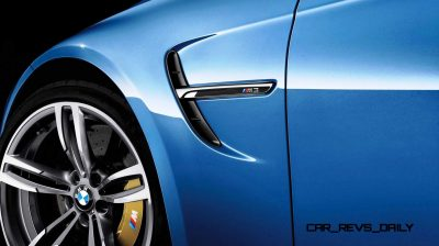 New BMW M3 Packing 430HP Through Stick or Dual-Clutch Boxes13