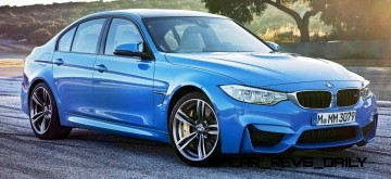 New BMW M3 Packing 430HP Through Stick or Dual-Clutch Boxes16