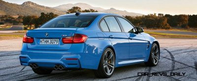 New BMW M3 Packing 430HP Through Stick or Dual-Clutch Boxes17