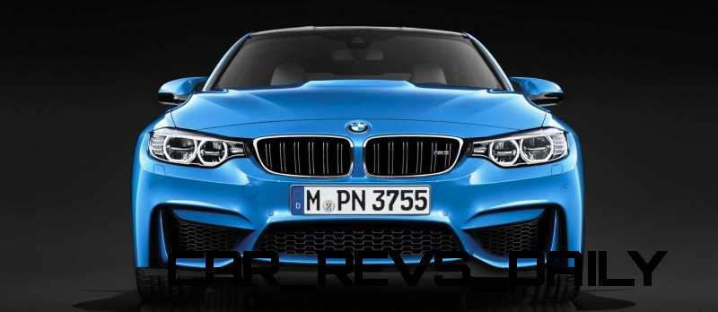 New BMW M3 Packing 430HP Through Stick or Dual-Clutch Boxes19