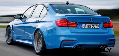 New BMW M3 Packing 430HP Through Stick or Dual-Clutch Boxes2