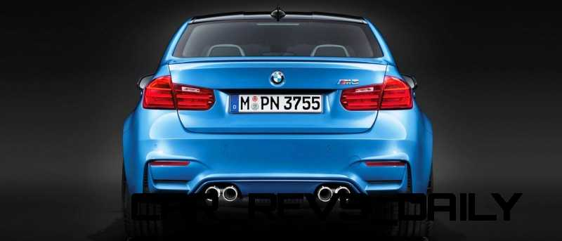 New BMW M3 Packing 430HP Through Stick or Dual-Clutch Boxes20