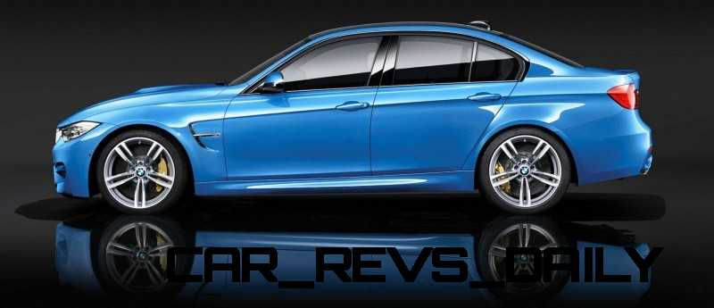 New BMW M3 Packing 430HP Through Stick or Dual-Clutch Boxes21